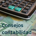 Consejos contabilidad
