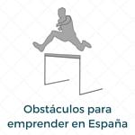 Obstáculos para emprender en España