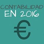 La contabilidad en 2016